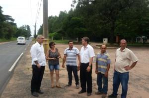 Prefeitura estuda melhorias para o bairro Alan Grey