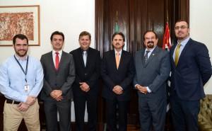 Rio Claro pede ao governo estadual conclusão da obra do novo fórum