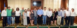 Nova Comissão de Emprego de Rio Claro é empossada