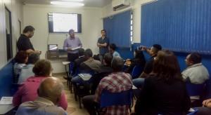 Funcionários municipais concluem  curso de formação de cipeiros