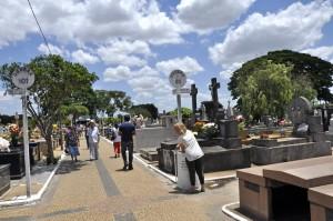 Prefeitura dedetiza cemitério para eliminar baratas