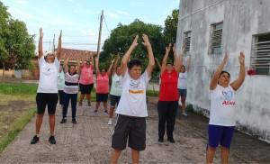 Unidades de Saúde da Família oferecem atividade física oriental