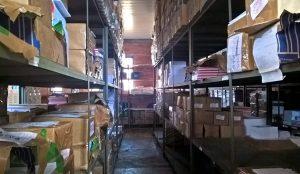 Fundação de Saúde reorganiza estoques para evitar desperdícios