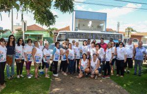 Rio Claro leva 70 atletas para os Jogos Regionais dos Idosos