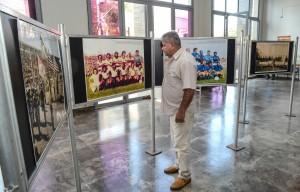 Exposição fotográfica conta a história do Rio Claro Futebol Clube