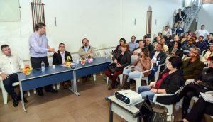 Primeiro dia de palestras da Sipat reúne 100 funcionários no Daae
