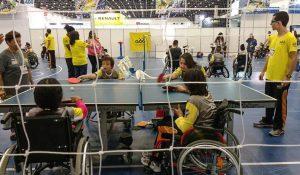 Educadores da rede municipal de RC visitam feira com novidades sobre Educação Especial
