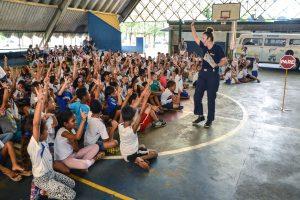 Geduc forma 340 estudantes de Rio Claro