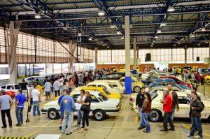 Encontro de veículos antigos é atração no domingo em RC