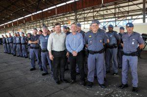 Operação Força Total é realizada pela PM em Rio Claro