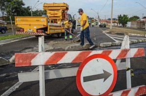 Prefeitura altera mão de direção em trecho da Avenida 24-A
