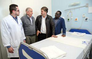 Santa Casa reabre seis leitos para internação de urgência e emergência