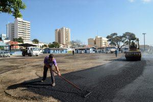 """Prefeitura prepara o Espaço Livre do Centro para instalar as """"carretas da saúde"""""""
