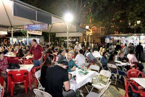 Feriado prolongado tem Festa do Padroeiro  em Rio Claro