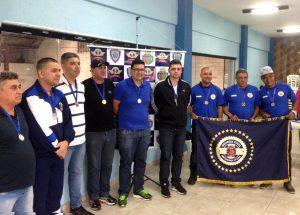 GCM de Rio Claro conquista ouro no truco das Olimpíadas de Guardas Civis