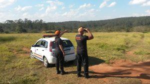 Defesa Civil intensifica ação contra queimadas