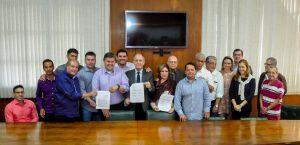 Prefeitura celebra acordo para manter Fundação Ulysses sem custo para o município