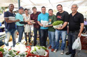 Programa Jogando Limpo coleta 160 quilos de recicláveis no Jd Nova RC