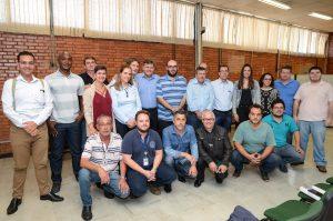 Técnico estadual do Programa Município  Verde Azul visita Rio Claro