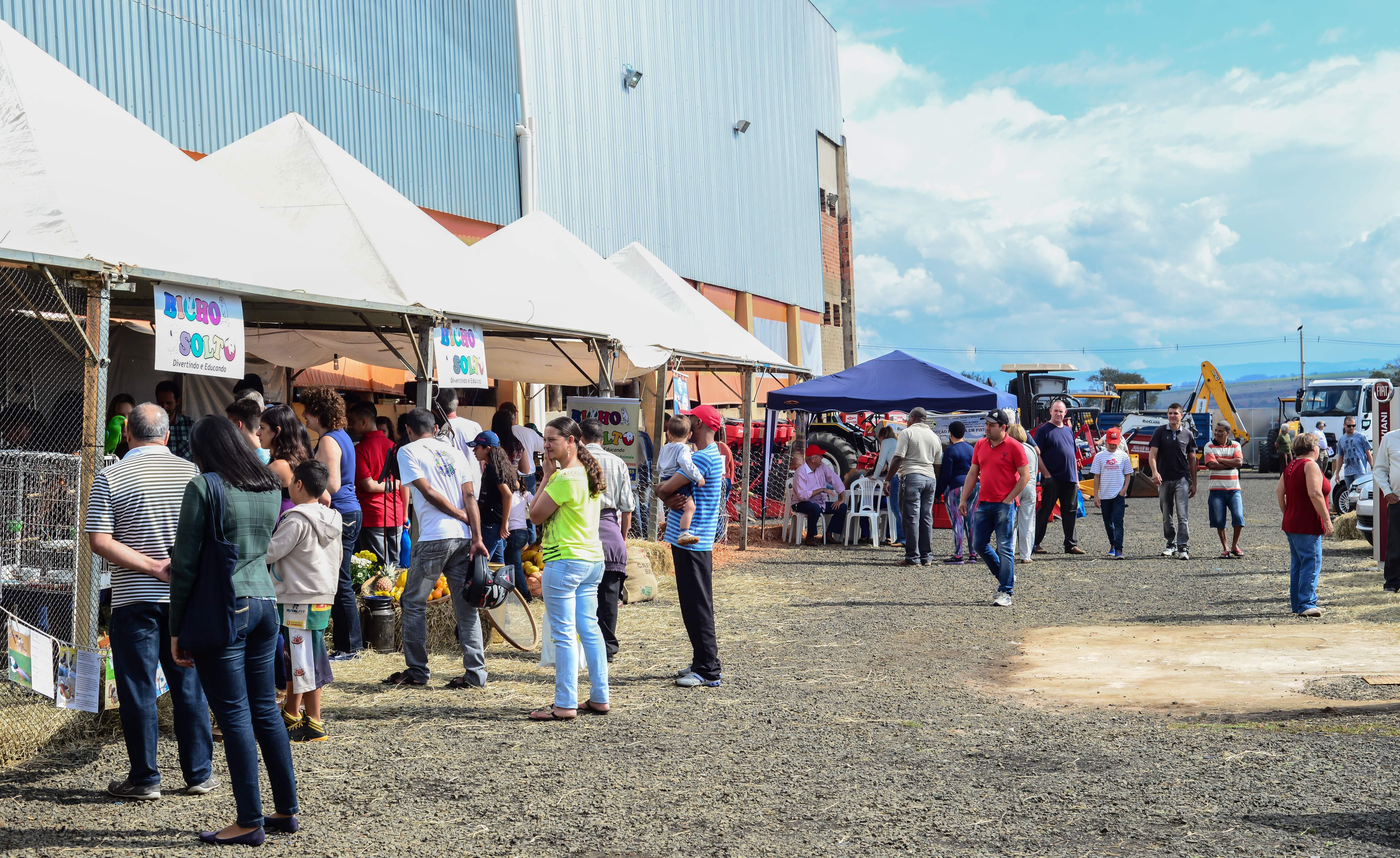 Festa do Produtor Rural deve reunir 10 mil pessoas no Sobradão nesse fim de semana