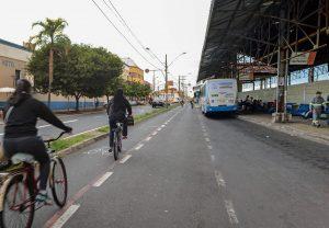 Prefeitura fecha trânsito na Rua 1 domingo para mutirão em frente à estação