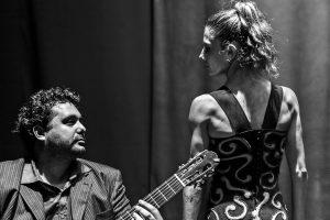 Violão e dança contemporânea sexta no Centro Cultural