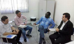 Em visita à Fundação de Saúde, deputado  confirma emenda de R$ 60 mil para Rio Claro