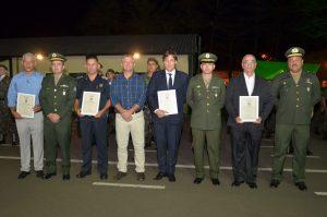 Tiro de Guerra comemora Dia do Soldado com homenagem ao patrono e autoridades