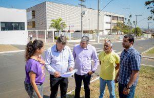 Escolas municipais do complexo educacional terão câmeras de monitoramento