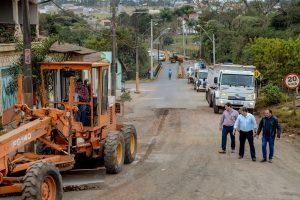 Bairro Nova Rio Claro recebe melhorias após anos de espera dos moradores