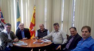 Reunião em Iracemápolis discutiu aeroporto regional