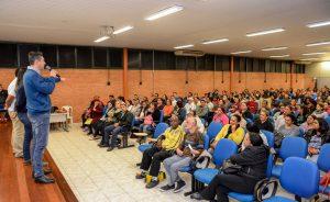 Reuniões com futuros moradores antecedem entrega de apartamentos no Jardim das Nações
