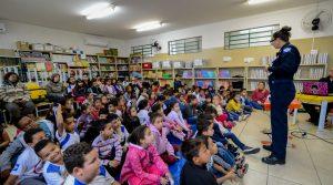Geduc da Guarda Civil orienta 445 alunos neste semestre