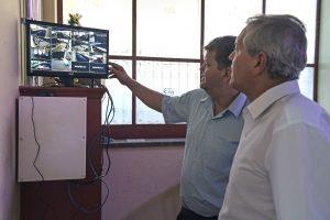 Prefeitura amplia monitoramento por câmeras na região central