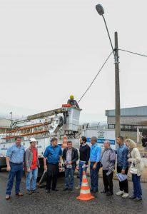 Prefeitura inicia iluminação e amplia número de obras na região do Terra Nova