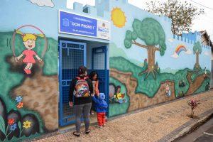 Prefeitura inaugura nova creche que vai atender 82 crianças