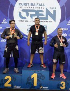 Rio-clarense Edinho é destaque nacional no Jiu Jitsu