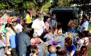 """""""Brincando no Lago"""" promete diversão no Dia das Crianças"""