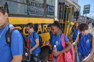 Com cadastro atualizado, Rio Claro amplia recursos para transporte de alunos