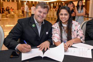 Fundo Social firma parceria com governo do estado para novos cursos de qualificação