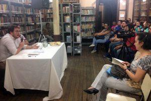 Arquivo Público de Rio Claro recebe visita de pesquisador da USP