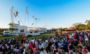 Festival de Circo encanta grande público em Rio Claro