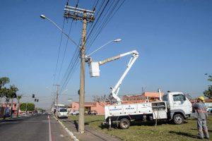 Prefeitura amplia iluminação pública no Jardim das Palmeiras
