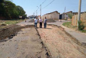 Prefeitura melhora condições do asfalto no Jardim Boa Vista