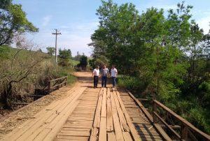 Ponte do Sitinho será reformada em trabalho conjunto de prefeituras