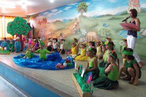 Pais participam de Show de Talentos da Escola Dom Pedro I