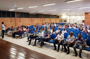 Palestra abordou assuntos relativos ao Dia Pró-saúde da população negra