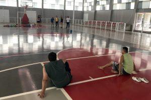 Prefeitura inova e oferece atividade esportiva para deficientes visuais