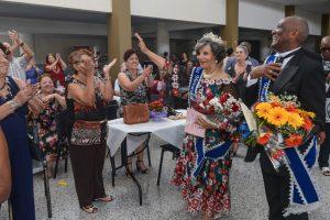 Baile comemora Semana do Idoso em Rio Claro
