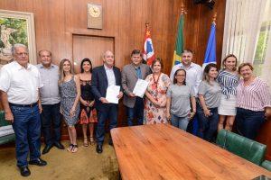 Rio Claro oficializa parceria para realização de concurso sobre Ulysses Guimarães